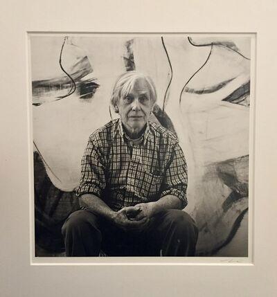 Mariana Cook, 'Willem Dekooning', 1983
