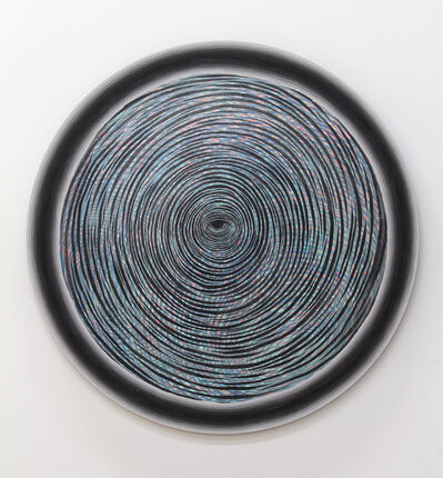 Andrew Schoultz, 'Radiating Eye', 2014