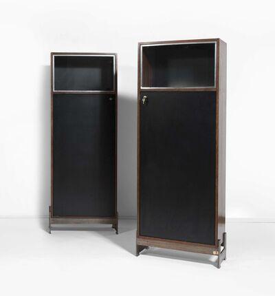 Jules Wabbes, 'Pair of Display Cabinet', ca. 1965