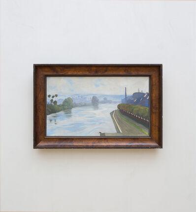 Félix Vallotton, 'La Seine à Mantes', 1917
