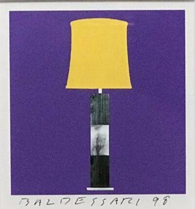John Baldessari, 'AIDS Community Research Initiative of America (ACRIA) print', 1998
