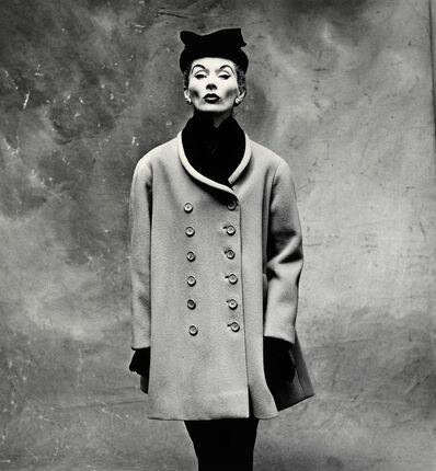 Irving Penn, 'Little Great Coat'