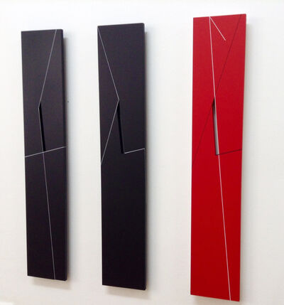 Macaparana, 'Untitled, triptic', 2015