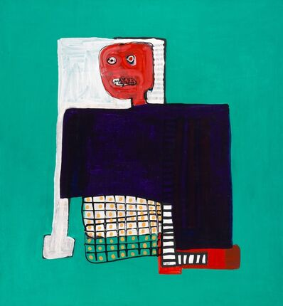 Amadou Sanogo, 'Mako (le besoin)', 2014