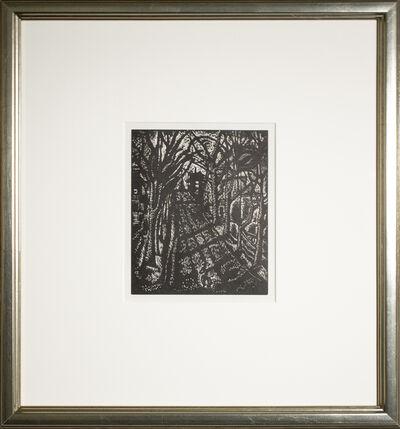 Betsy Ritz Friebert, 'Trees', 1937