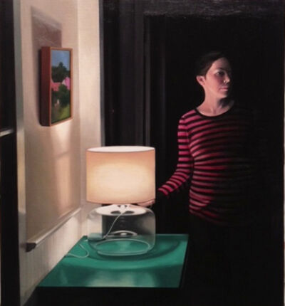 Elizabeth Livingston, 'Waiting', 2013