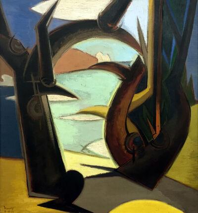 Ben Norris, 'Tropic Beach', 1951