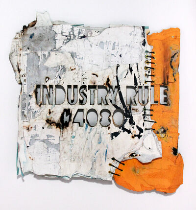 Robert Hodge, 'Industry Rule #4080', 2016