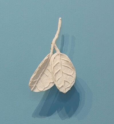 Fran Siegel, 'Porcelain Leaf 06', 2017