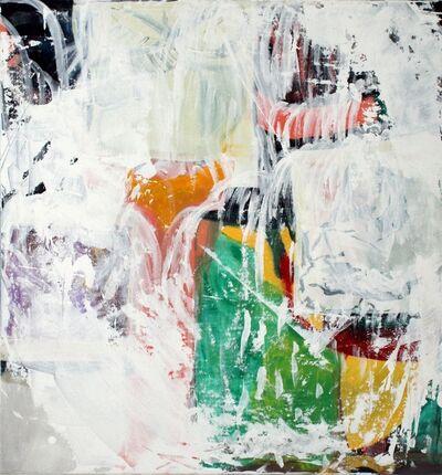 Eva Bodnar, 'falling water', 2012