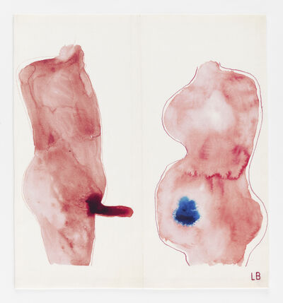 Louise Bourgeois, 'Couple', 2009