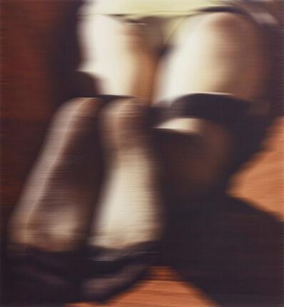 Thomas Ruff, 'Nudes CP 17', 2001