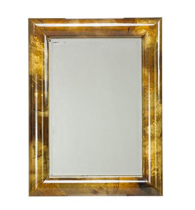 Karl Springer, 'Large wall mirror', 1980s
