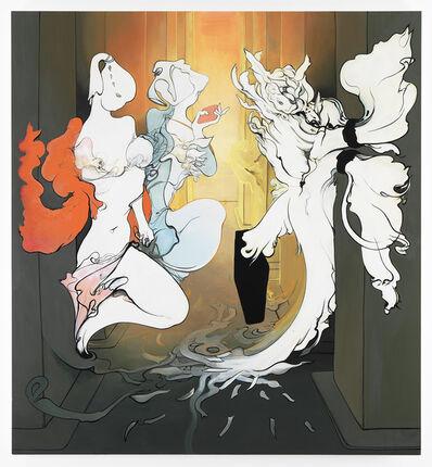 Inka Essenhigh, 'Monsters of Manhattan', 2016
