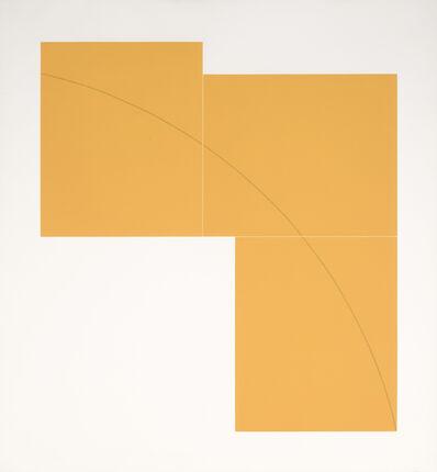 """Robert Mangold, 'Untitled """"A""""', 1979"""