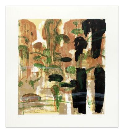 Michael Mazur, 'Autumnal', 2000