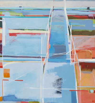 Kate Zimmer, 'Clear Path Forward', 2021