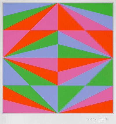 Max Bill, 'Geometric Composition', 1965