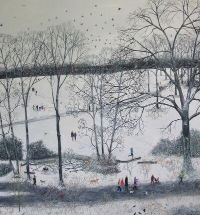 Emma Haworth, 'Snow', 2017