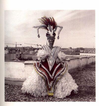 Lisl Ponger, 'from the series: Xerographische Ansichten / Xenographic Views, die Brasilianerin', 1995