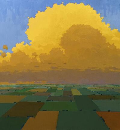 John Karl Claes, 'Evening Detour'