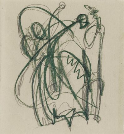 Jackson Pollock, 'Untitled', 1939-1940