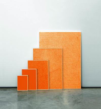 Carlos Nunes, 'Crayon Laranja', 2009