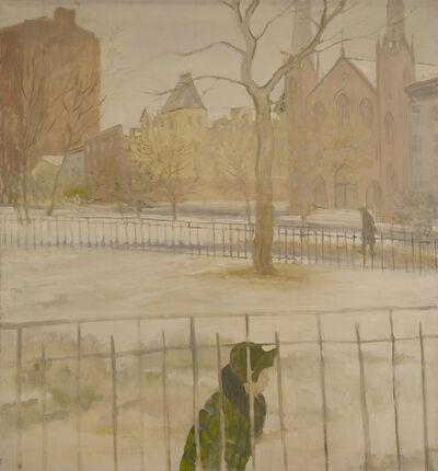 Jane Wilson (1924-2015), 'Julia in the Park', 1964
