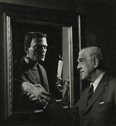 Ormond Gigli, 'Boris Karloff, New York', 1960