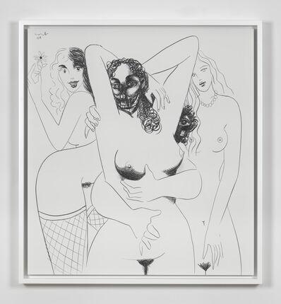George Condo, 'Figure Composition 7', 2008