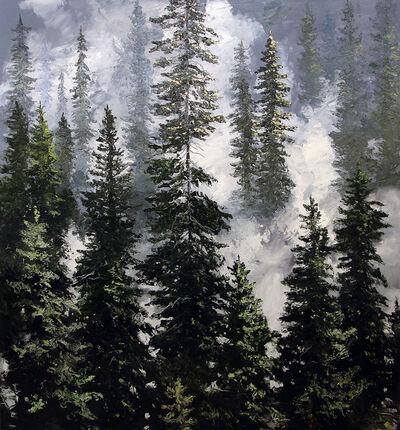 James Cook, 'Blue Rivere #1', 2015