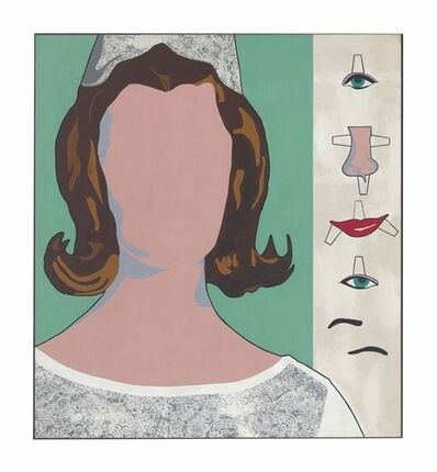 Allan D'Arcangelo, 'The Bride'