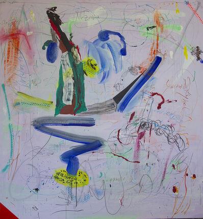 Ilidio Candja Candja, 'Sinais e signos #1', 2018
