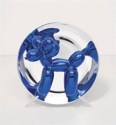 Jeff Koons, 'Balloon Dog (Blue)', 2002