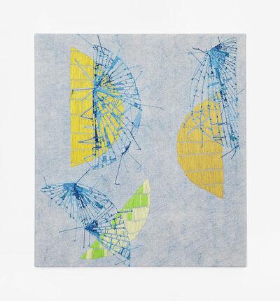 Natasza Niedziolka, 'Colors. Blue', 2014