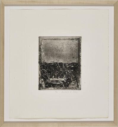 Dieter Roth, 'Isländische Landschaft III (Icelandic Landscape III)', 1973