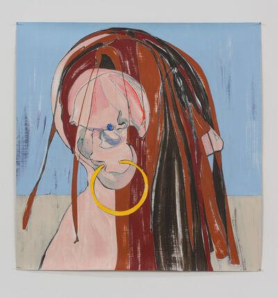 Nicola Tyson, 'Hear Ring', 2014