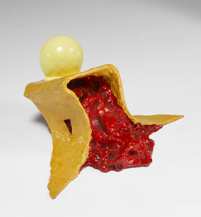 Claes Oldenburg & Coosje van Bruggen, 'ParadisePies (II and VI) -- VI, 5/6 Red', 2009