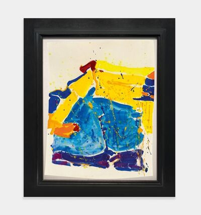 Sam Francis, 'Untitled', 1960