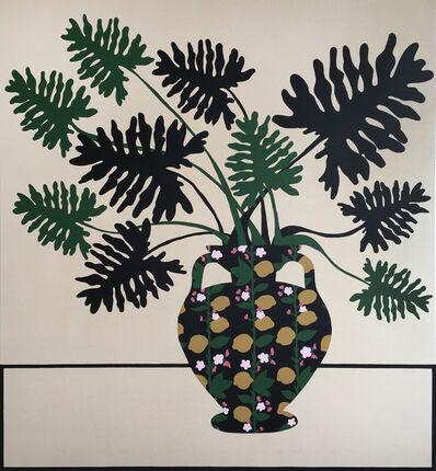 Stephen D'Onofrio, 'Lemon Philodendron', 2017