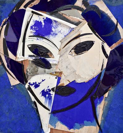 Manolo Valdés, 'Matisse como Pretexto en Azules', 2018