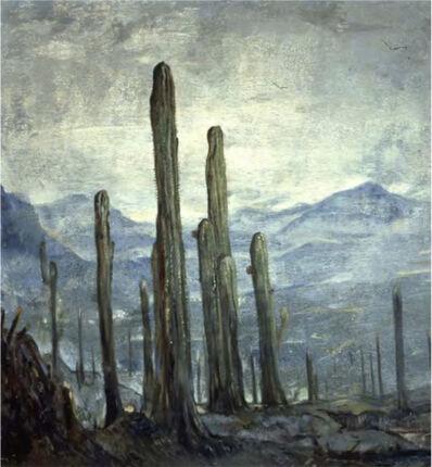 Roberto Nervo Montenegro, 'Amanecer', 1950