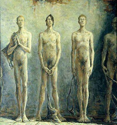 Sergei Chepik, 'The Three Boys', 1999