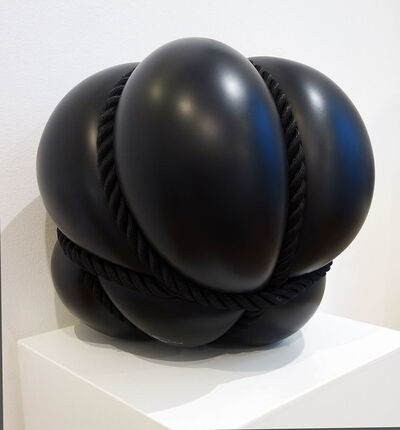 Stephan Marienfeld, 'Bondage schwarz, groß', 2019