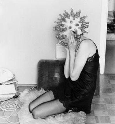 Renate Bertlmann, 'Zärtliche Pantomime 1', 1976