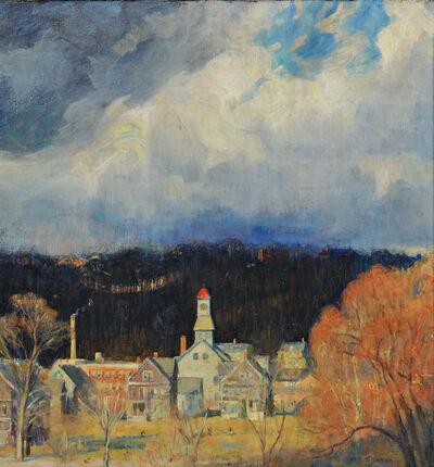 Harold Crocker Dunbar, 'A Light on the Village'