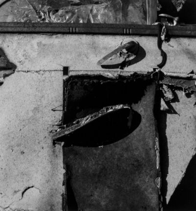Walker Evans, 'Untitled, (Door)', circa 1973