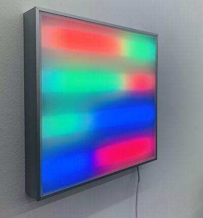 Miriam Prantl, 'Lichtfeld s4', 2015