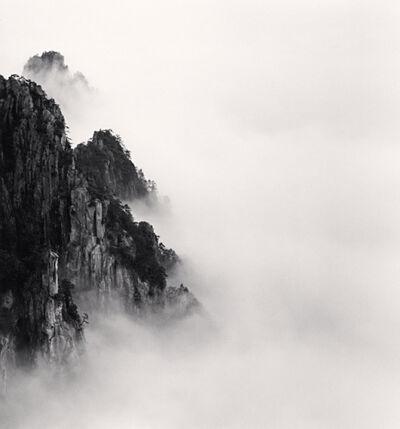 Michael Kenna, ''Huangshan Mountains, Study 6' ', 2008
