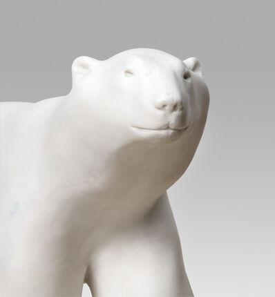 François Pompon, 'White bear', ca. 1926